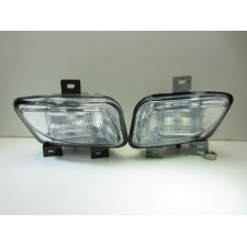 Set fog lights for left and right side Alfa 166