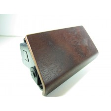 Ashtray Brown wood Lancia theme I