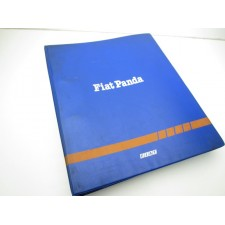 Original Workshop manual Fiat Panda German language