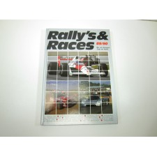Book Rallies & 89/90 Dutch races