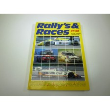 Boek Rally's & races 87/88 Nederlands