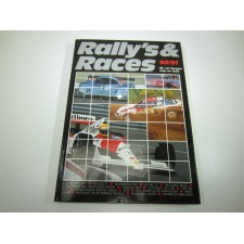 Book Rallies & 90/91 Dutch races