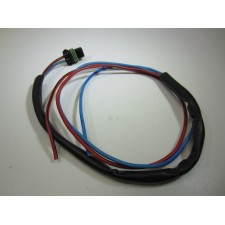 Cable and plug power supply radiator fan Lancia Delta Integrale