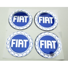 Wheel emblems Fiat 55 mm