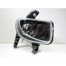Fog lamp Right Fiat Grande Punto Black TYC-NEW-