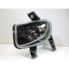 Fog lamp left Fiat Grande Punto Black TYC-NEW-