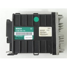 Engine management ECU Fiat Panda